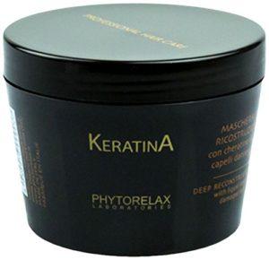 Phytorelax Laboratories Keratina Ricostruzione Maschera