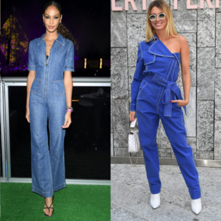 Fashion tip: come una star con la jumpsuit (in jeans)