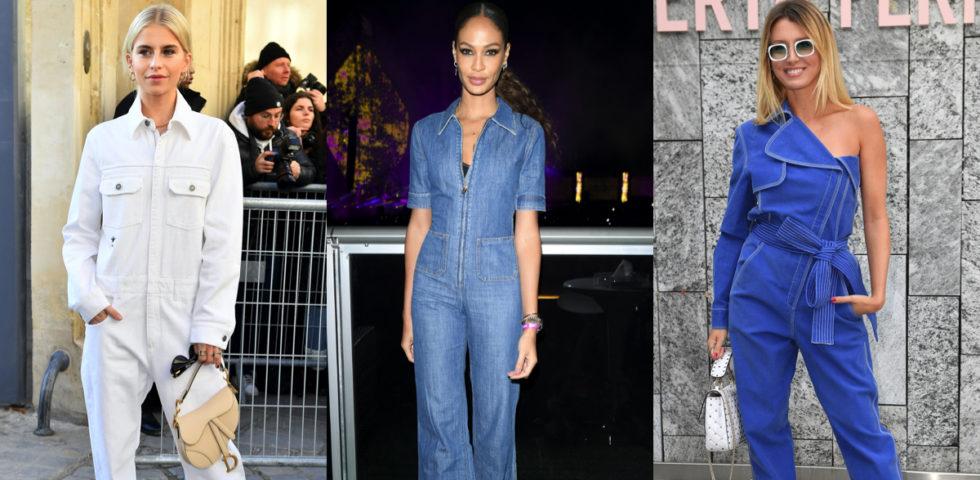 Jumpsuit in jeans: a chi sta bene e come abbinarla