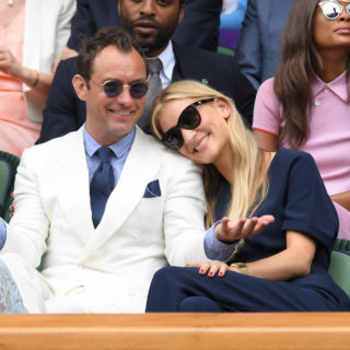 Jude Law ancora papà: la moglie Phillipa è incinta