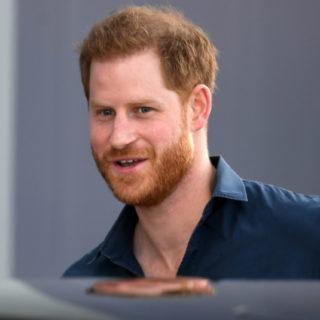 Principe Harry: rapporto paterno con David Foster