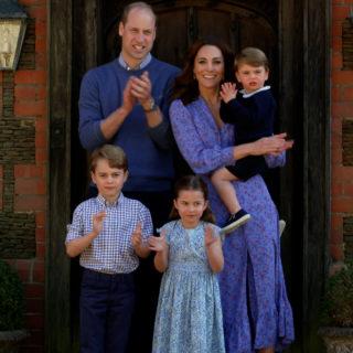 Il Principe William e i capricci che i figli fanno a tavola