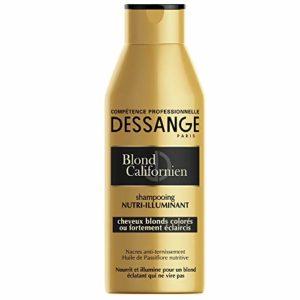 Dessange Shampoo nutriente illuminante con effetto schiarente graduale