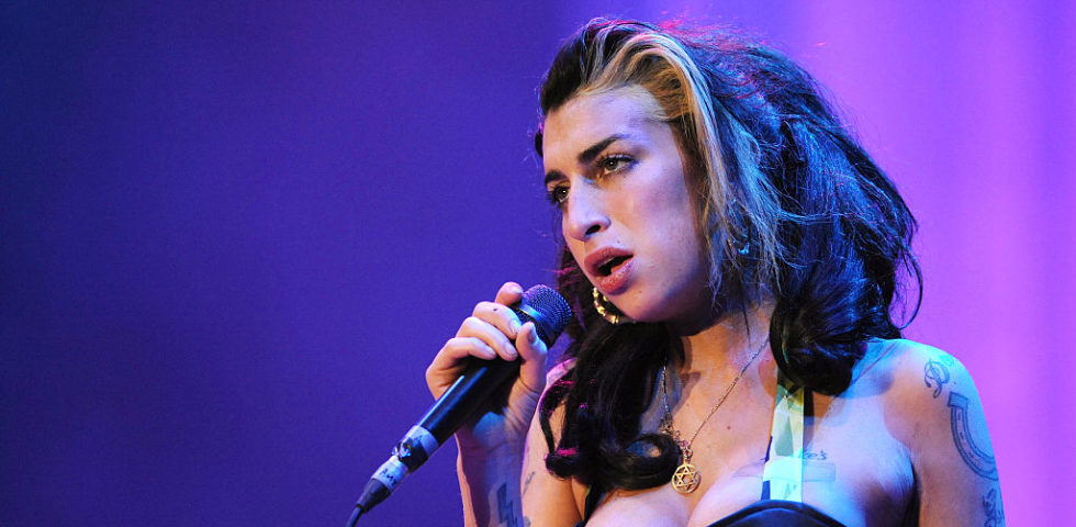 Amy Winehouse arriva il film biografico