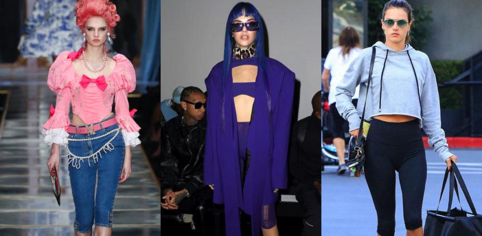 Pantaloni Capri: abbinamenti chic ispirati alle star