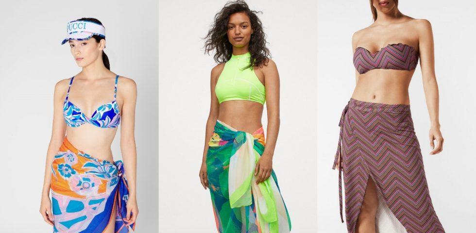 Pareo: i migliori della moda mare estate 2020
