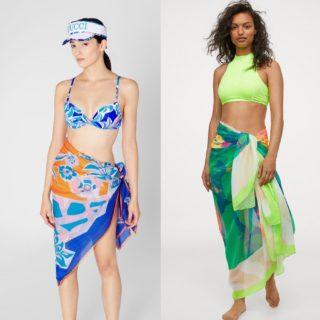 Beachwear 2020: pareo, novità e tendenze