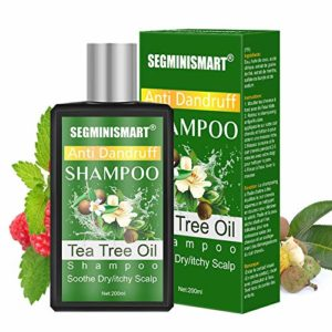SEGMINISMART Shampoo Tea Tree Oil