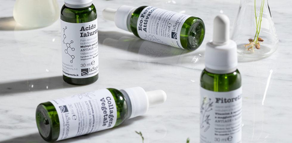 La Saponaria, la linea di prodotti anti age