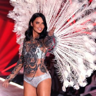 Auguri Adriana Lima, ex angelo di Victoria's Secret