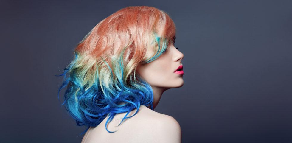 Le migliori app per scegliere il colore dei capelli