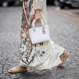 Fashion Tip: borsa bianca, look, trend & Co.