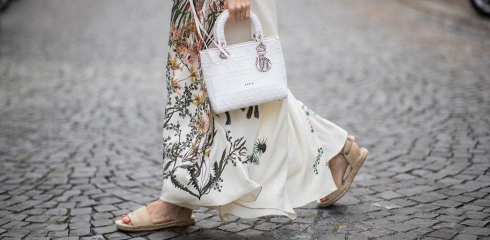 Borsa bianca: quali scarpe abbinare?