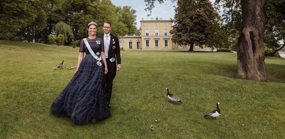 La Principessa Vittoria di Svezia festeggia 10 anni di matrimonio