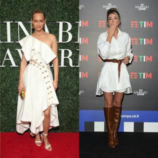 Fashion Tip: vestito bianco, abbinamenti, look e trend