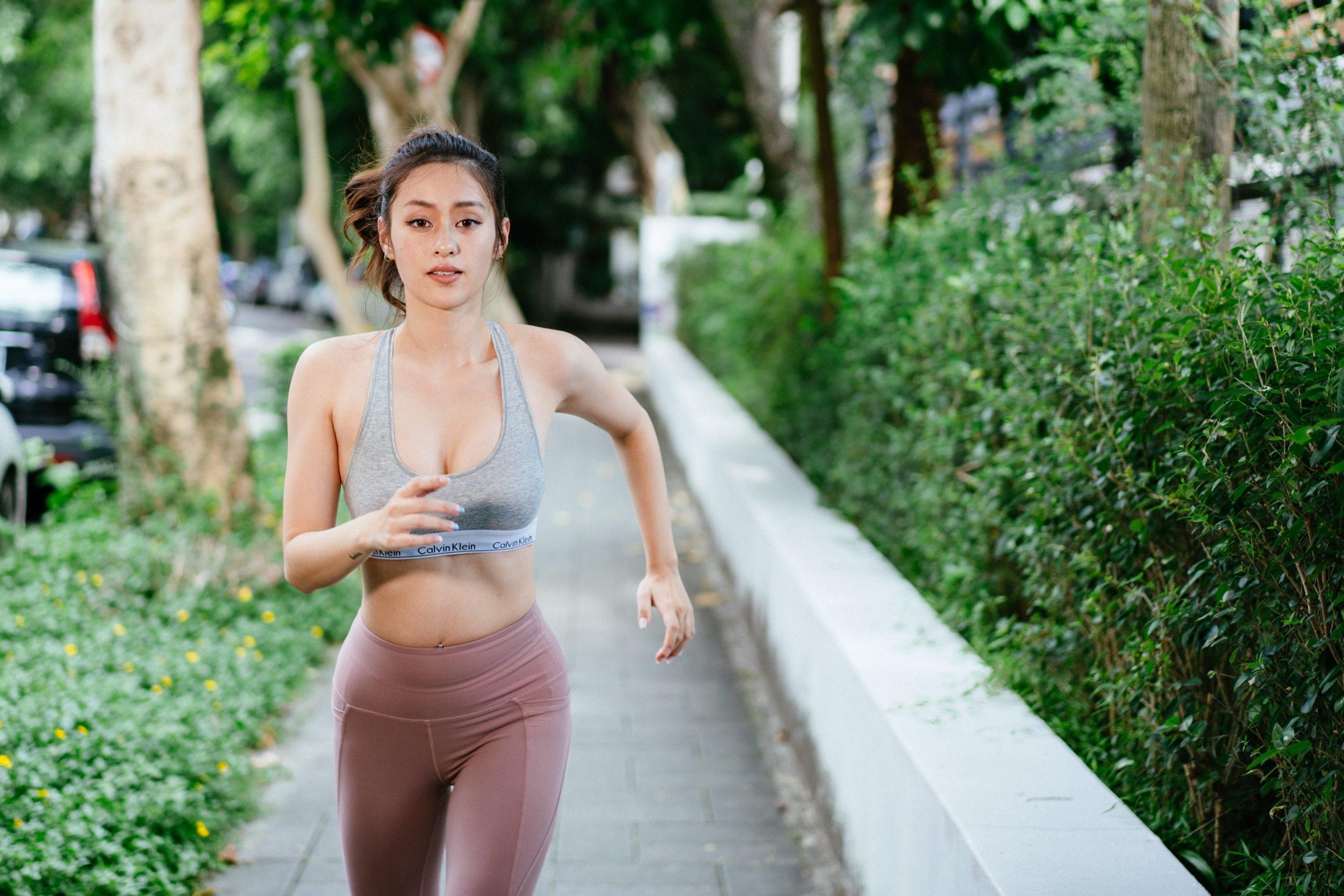 benefici della corsa sul corpo