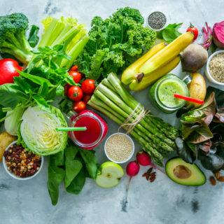 STOP al gonfiore con la dieta alcalinizzante