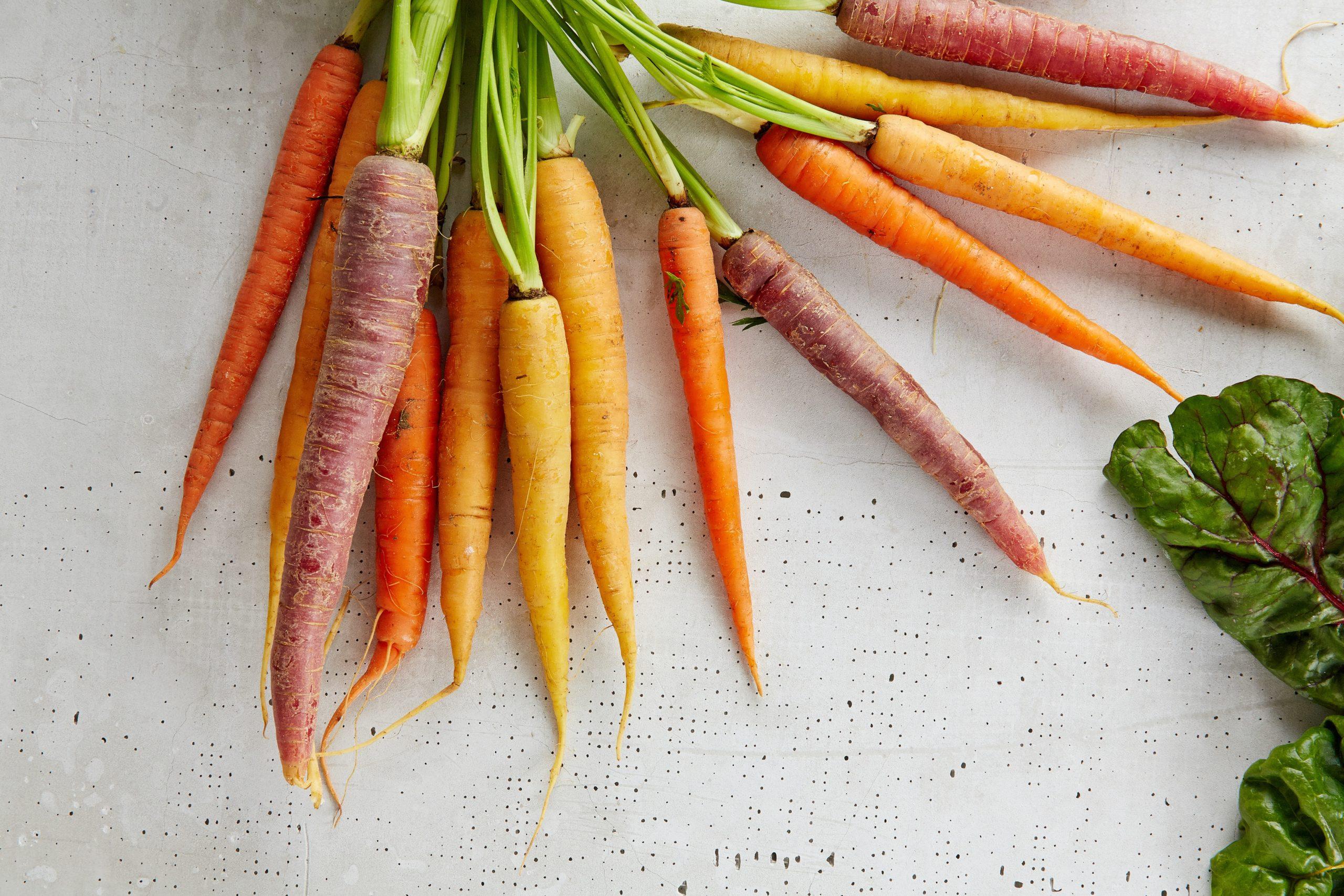 carote alimenti ricchi di fibre