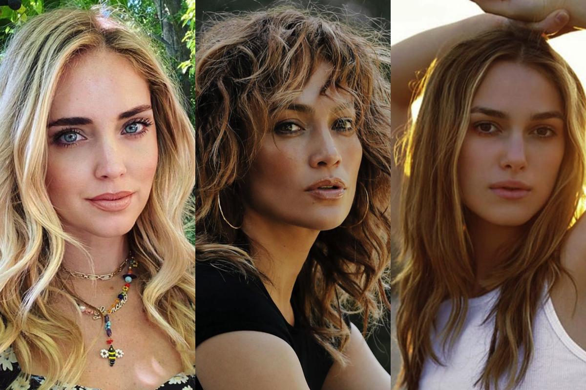 tendenze colore di capelli shatush