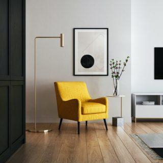 Come decorare il soggiorno con i quadri giusti
