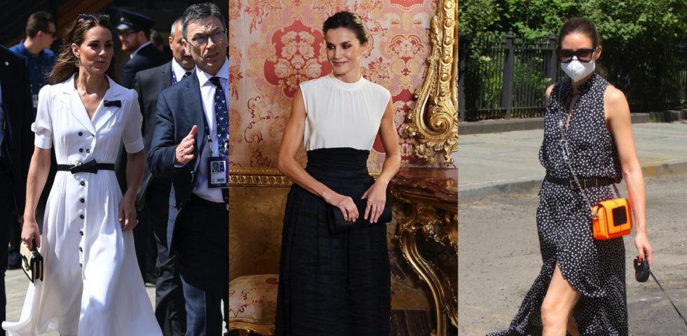 Vestito bianco e nero: quali accessori abbinare?