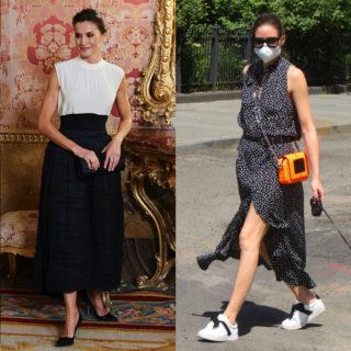 I tip per abbinare gli accessori al vestito bianco e nero