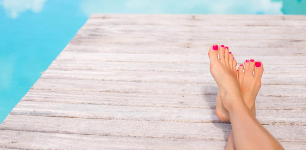 Duroni ai piedi: come eliminarli?