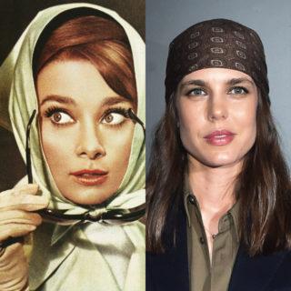 Come indossare il foulard con stile