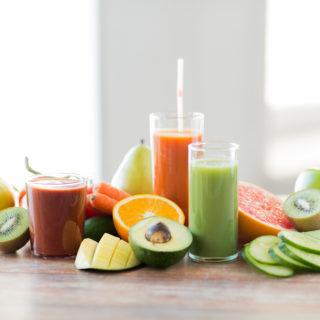 Depurarsi con frutta e verdura grazie ai centrifugati detox