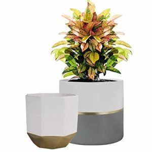 La Jolíe Muse Set 2 Vasi da Fiori in Ceramica