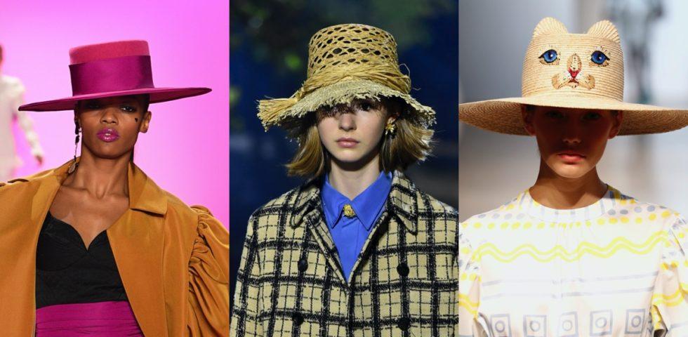 Cappello di paglia: modelli da indossare in spiaggia e in città