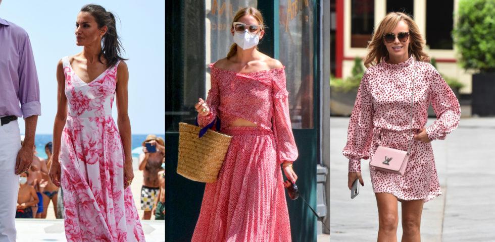 Vestito rosa antico: gli abbinamenti perfetti con scarpe e accessori