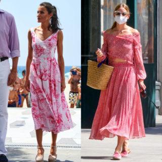 Fashion tip: come abbinare il vestito rosa antico