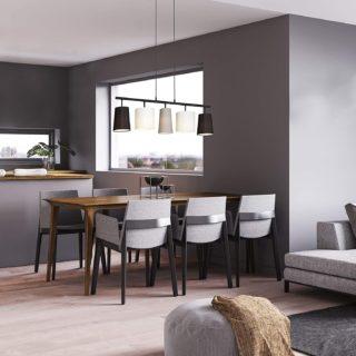 Lampadari di design per la cucina