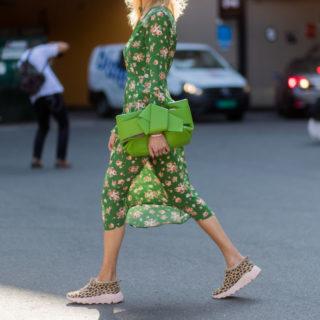 Fashion Alert: vestito verde, i tips per abbinarlo
