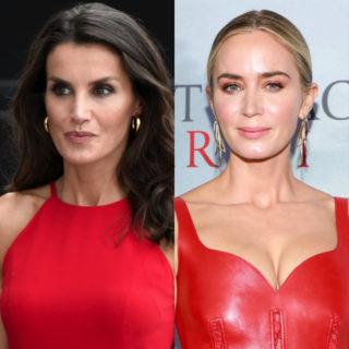 Red power: vestito rosso, ecco il make up giusto!