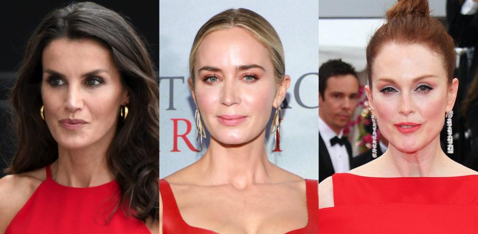 Vestito rosso: quale trucco abbinare?