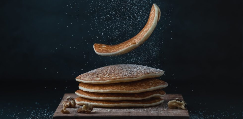 Pancake, le ricette light da fare in estate