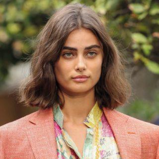 Beauty Alert: gli hair look della sfilata Etro