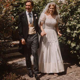 Tutte pazze per gli abiti da sposa vintage