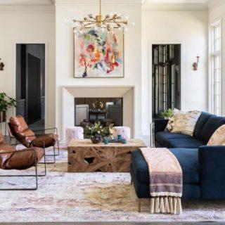 Come scegliere il tappeto giusto per il soggiorno