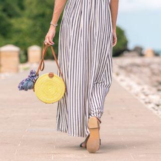 Maxi dress: gli abbinamenti estivi più chic