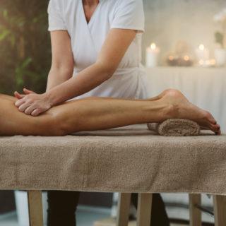 Massaggio linfodrenante = benessere per tutto il corpo