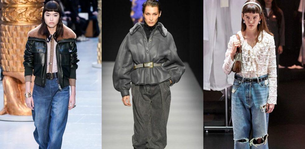 Jeans Autunno-Inverno 2020/2021: tendenze e modelli