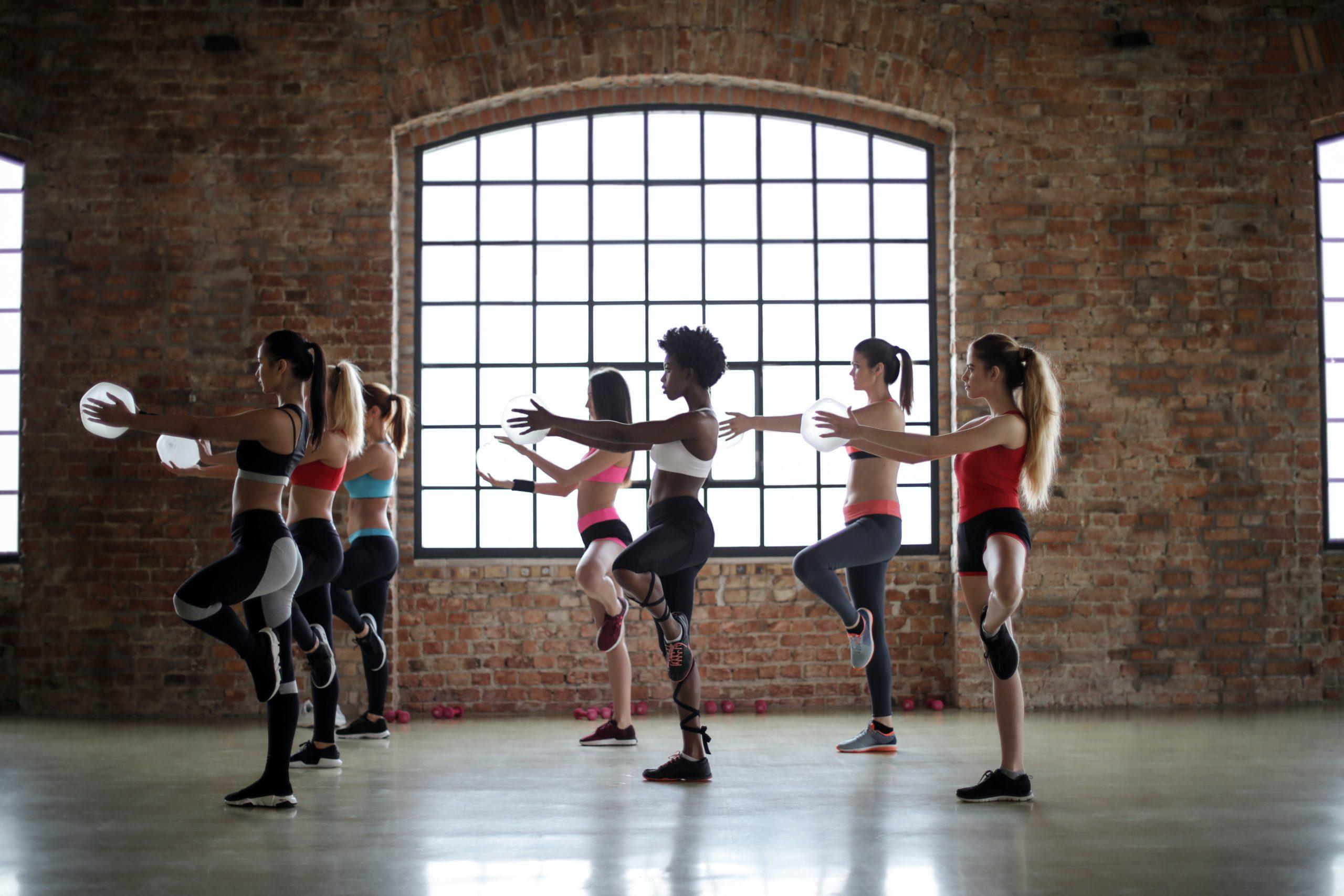 zumba fitness cos'è