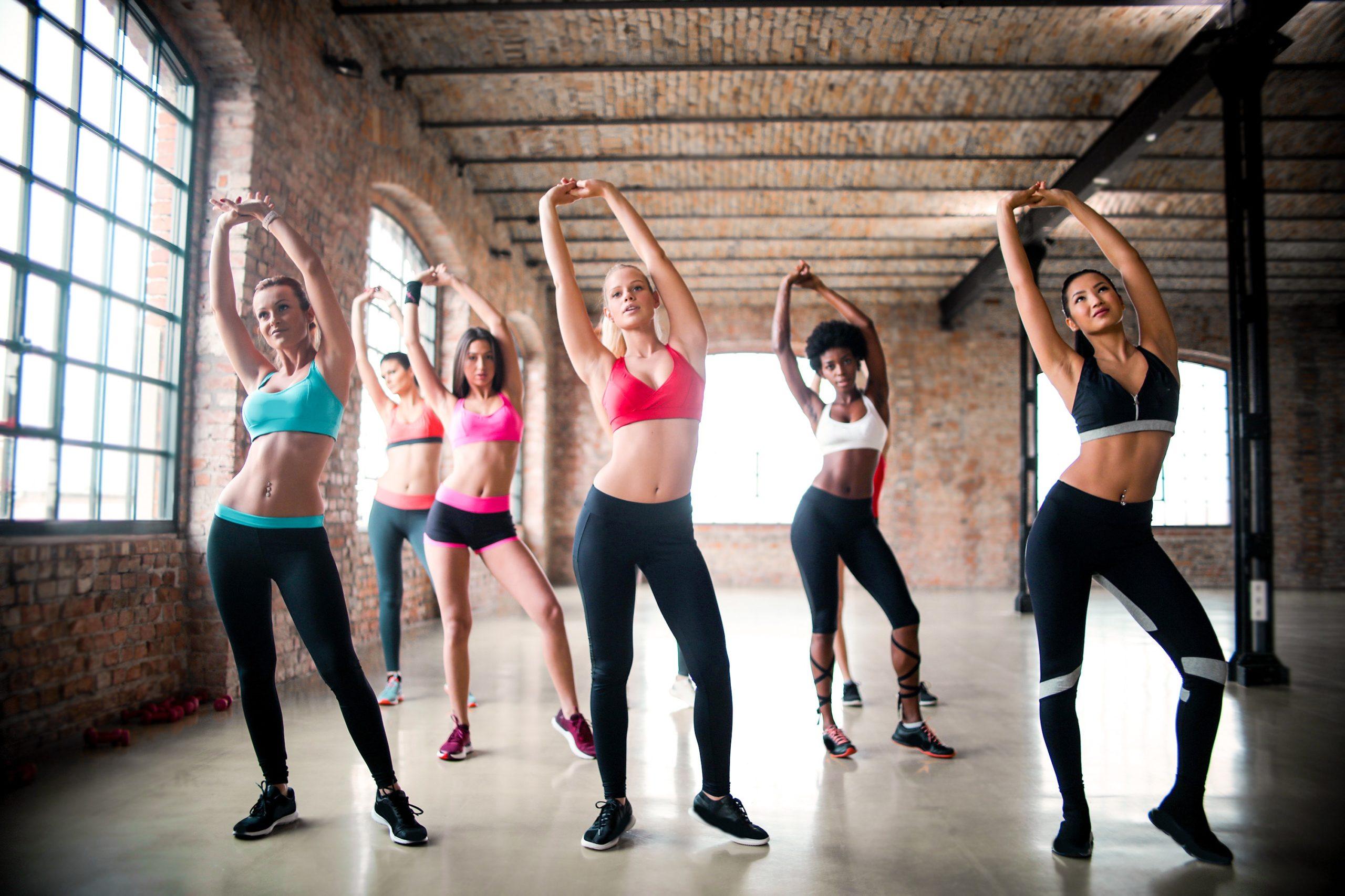 zumba fitness varianti