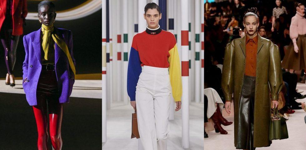Colori moda Autunno-Inverno 2020/2021: le combinazioni vincenti
