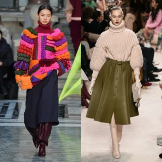 Fashion Alert: Knitwear, le tendenze per l'inverno
