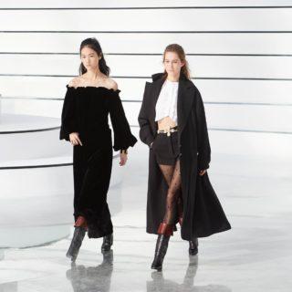 Fashion Alert: Cappotto nero, come indossarlo con stile