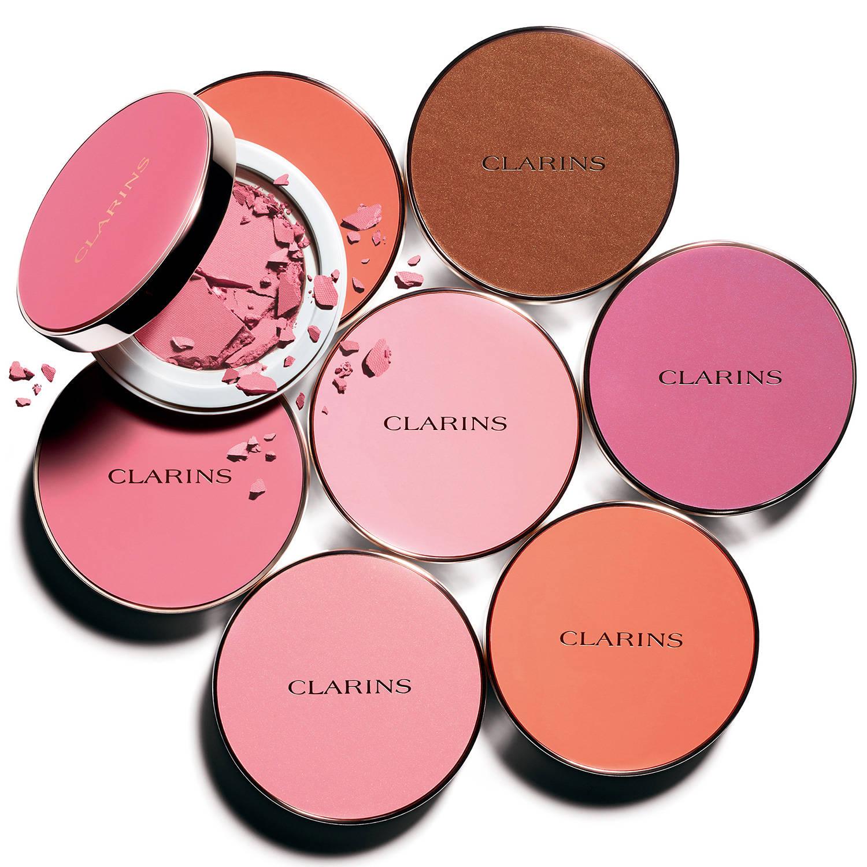 blush clarins
